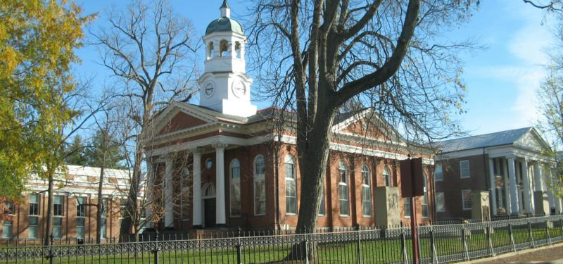 Leesburg Virginia Courthouse