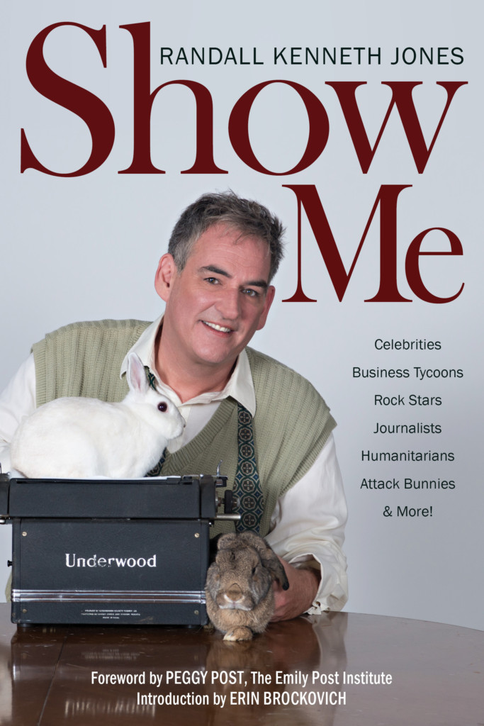 Show Me Randall Kenneth Jones Book Cover