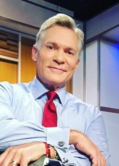 Sam Champion on the Jones.show Podcast