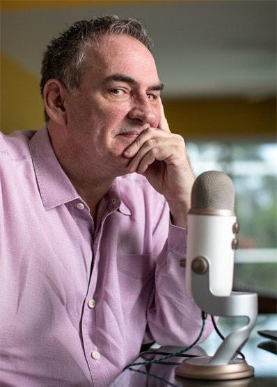 Randall Kenneth Jones podcast